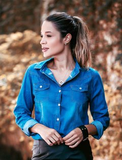 Camisa jeans-2107