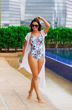 Body Estampado Luiza - 10133