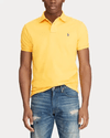Polo Ralph Lauren Amarela Custom Slim Fit
