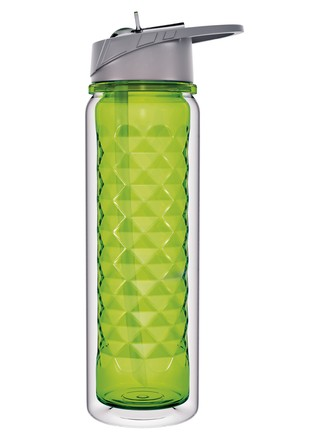 Garrafa Squeeze Enjoy Sports Plus Mix VERDE - Invicta
