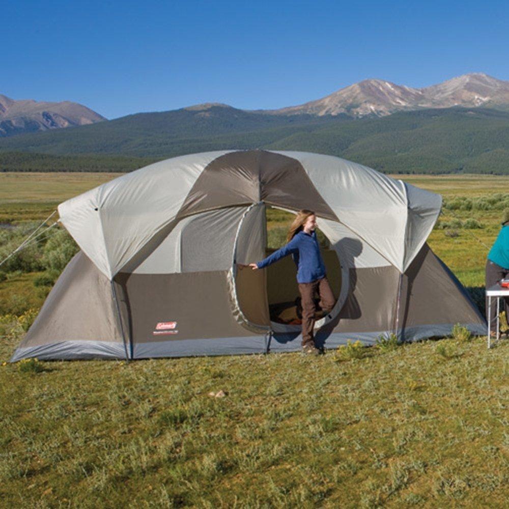 Barraca De Camping 6 Pessoas Weathermaster Coleman