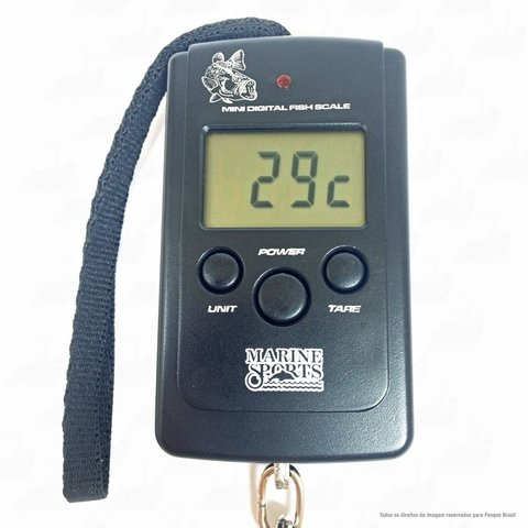 Balanca Mini Digital Fish Scale 40KG - Marine Sports - comprar online