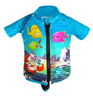 Colete Salva Vidas Infantil Floater AQUAFISH - Prolife