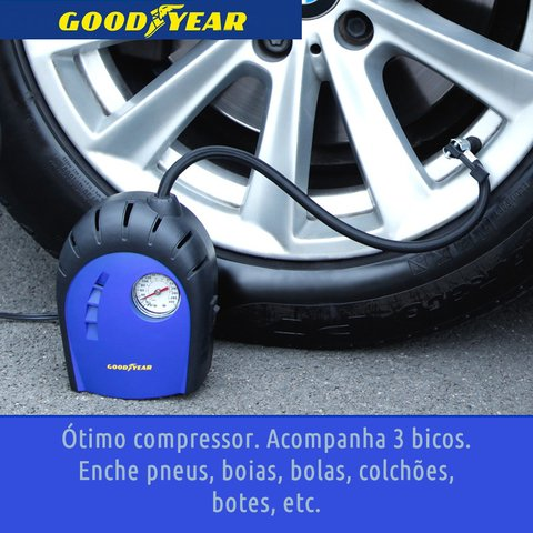 Compressor de Ar Automotivo - Goodyear