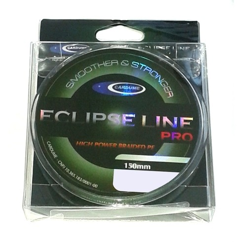 Linha Multifilamento Eclipse Cinza 0,28mm 48LBS - Cardume