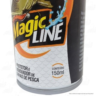 Renovador de Linhas Magic Line 150 ML - Monster 3x