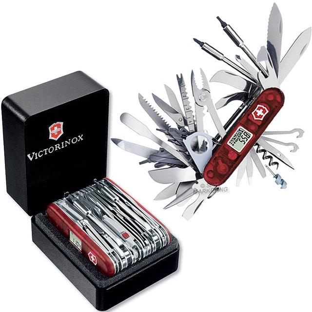 Canivete Sui 231 O Swisschamp Xavt 80 Fun 231 245 Es Vermelho