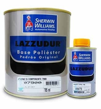 Barniz Alto Brillo 2 K  Sherwin Williams x 1 litro