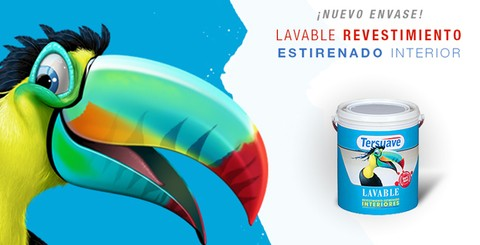 Latex Tersuave Lavable x 20 litros