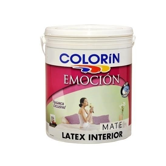 Latex Emocion Mate x 4 litros