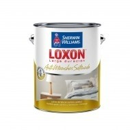 Latex SATINADO Loxon x 4 lts Larga Duracion