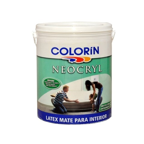 Neocryl Latex Interior x 20 lts Colorin