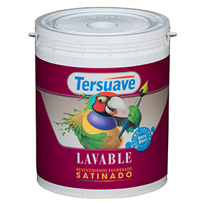 Latex SATINADO tersuave x 10 lts
