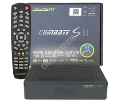 TOCOMSAT COMBATE S2 FULL HD 3D