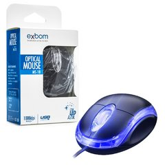 Mouse Óptico USB MS-10