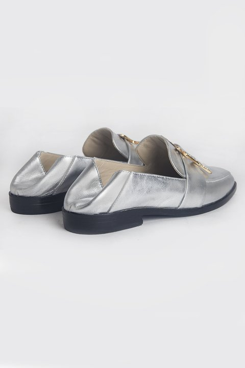 SUPERSONIC LEATHER MULES - online store