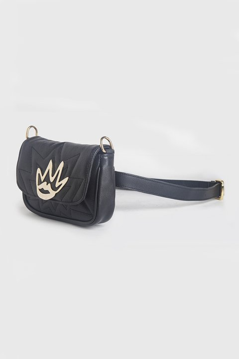 BELT BAG VINCENT NEGRO - comprar online