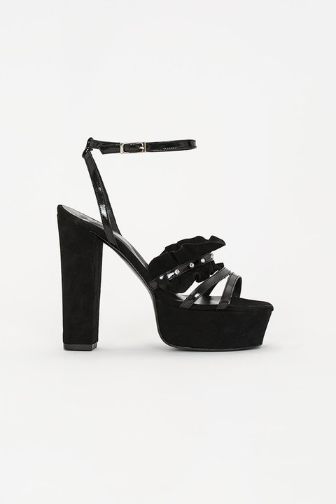 Fever Leather Heels - buy online