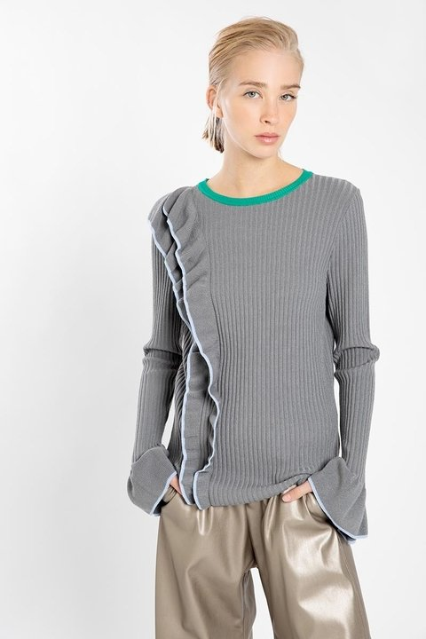 sweater kiki gris