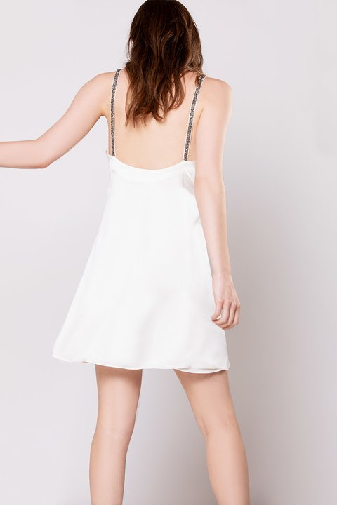 vestido rubi off white en internet