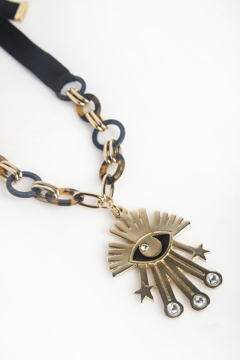 COLLAR LUCKY EYE