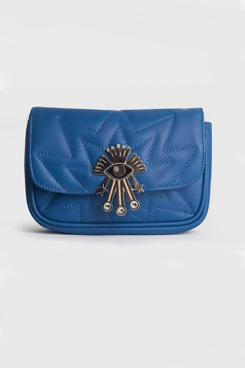 BELT BAG LUCKY EYE AZUL