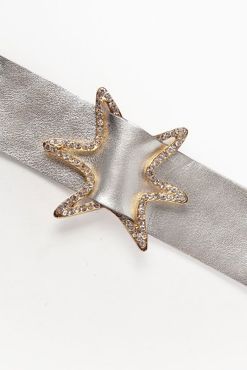 STAR LEATHER BRACELET on internet