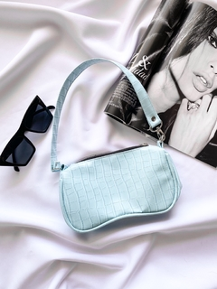MINI BAGUETTE BAG SKY BLUE