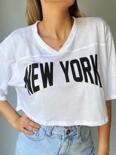 REMERA NEW YORK - BE WILD