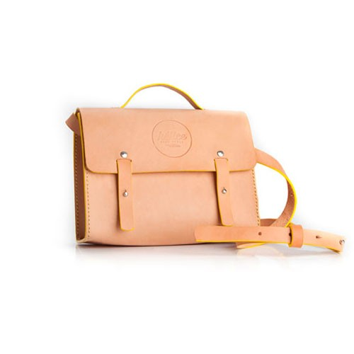 TWIN LEATHER BAG