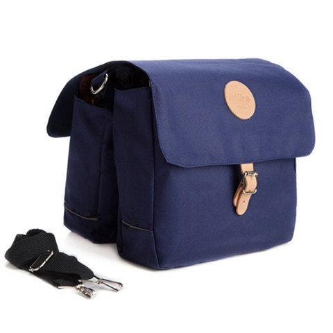 TREKKING SADDLE BAG | Navy Blue