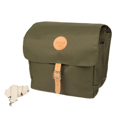 TREKKING SADDLE BAG  | Olive Green