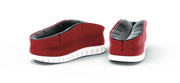Topless Shoes, zapatos muy prácticos