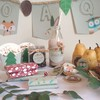 Kit imprimible Animales del Bosque - CumpleKits