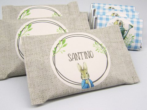 candy bar conejo peter rabbit