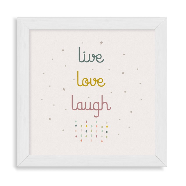 Live love laugh - comprar online