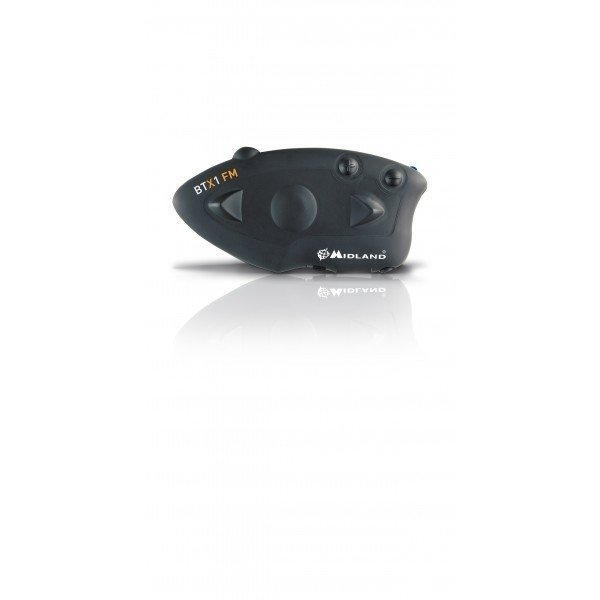BT X1 FM SINGLE INTERCOM DEVICE
