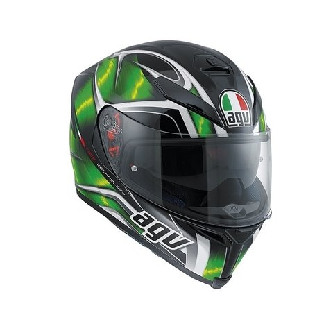 K-5 MULTI HURRICANE BLACK GREEN