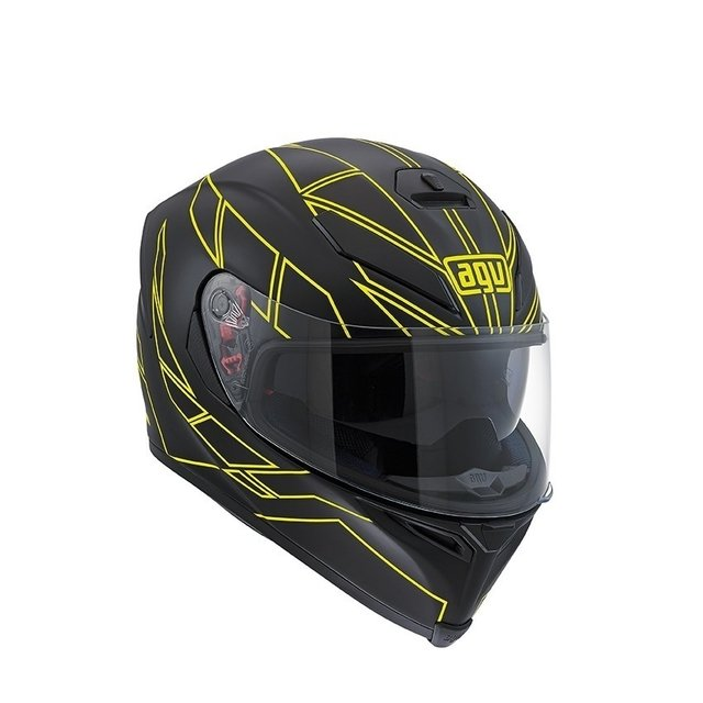 K-5 MULTI HERO BLACK YELLOY FLUO