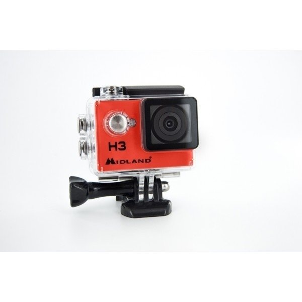 H3 ACTION CAMERA HD READY WITH LCD 2 INCHES - comprar online