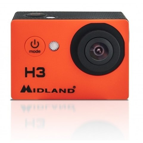 H3 ACTION CAMERA HD READY WITH LCD 2 INCHES