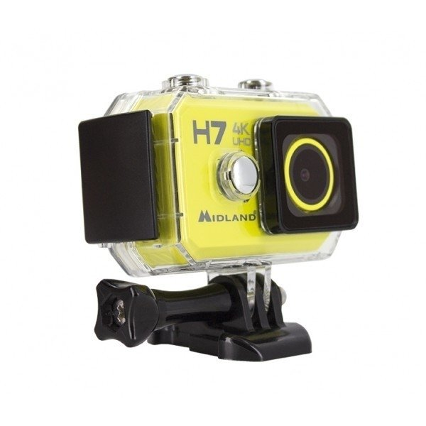 H7 ACTION CAMERA 4K WITH LCD 2 + REMOTE CONTROL en internet