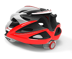 Windmax White Red Fluo Shiny en internet