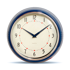 50´S RETRO WALL CLOCK - comprar online