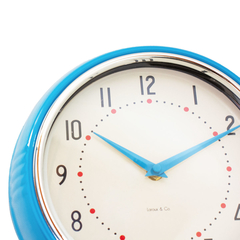 50´S RETRO WALL CLOCK