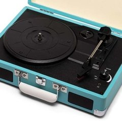 SUITCASE TOCADISCO Y BLUETOOTH - arteregal