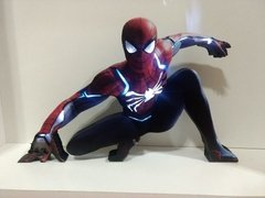 SPIDERMAN LUMINOSO - arteregal