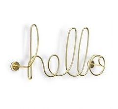 HELLO Y COOL CARTEL DECORATIVO - comprar online