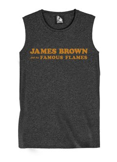 Musculosa James Brown