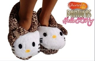 Pantufas Hello Kitty - comprar online